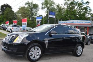 Used 2013 Cadillac SRX Luxury AWD for sale in Richmond Hill, ON