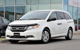 Used 2016 Honda Odyssey LX 7 PASSAGERS AC*AUTO*CAMERA*BLUETOOTH*++ for sale in Lachine, QC