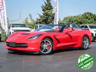Used 2014 Chevrolet Corvette StingRay Clean history! | 455 Horsepower! for sale in Burlington, ON