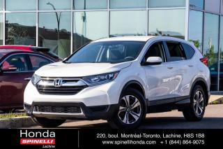 Used 2018 Honda CR-V LX FWD FWD*AC*AUTO*CAMERA*BLUETOOTH*SIEGES CHAUFFANTS*++ for sale in Lachine, QC