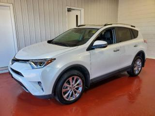 Used 2018 Toyota RAV4 LIMITED AWD for sale in Pembroke, ON