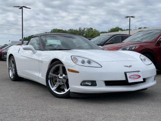 Used 2007 Chevrolet Corvette CONVERTIBLE, MANUAL for sale in Midland, ON