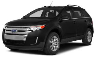 Used 2014 Ford Edge SEL HEATED SEATS, TOUCH SCREEN for sale in Midland, ON