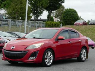 Used 2010 Mazda MAZDA3 GT MANUEL for sale in St-Georges, QC