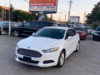 Used 2016 Ford Fusion SE for sale in Toronto, ON