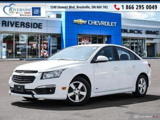 Used 2015 Chevrolet Cruze 1LT for sale in Brockville, ON
