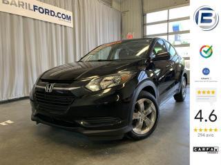 Used 2018 Honda HR-V LX 2RM CVT for sale in St-Hyacinthe, QC