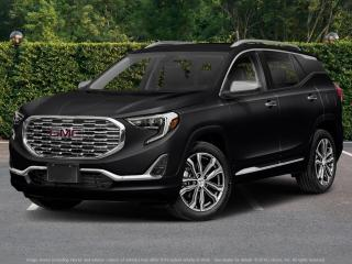 New 2020 GMC Terrain Denali for sale in Winnipeg, MB