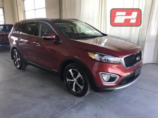 Used 2017 Kia Sorento 3.3L EX+ Push Button Start | Sunroof | Leather Seats for sale in Stratford, ON