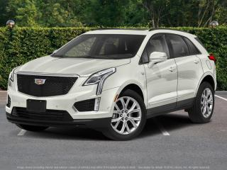 New 2020 Cadillac XT5 Sport AWD for sale in Winnipeg, MB