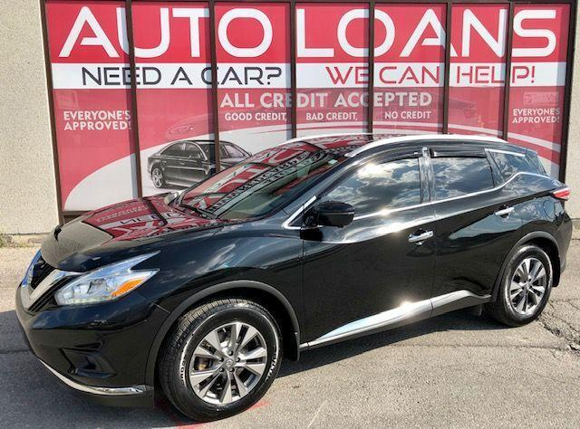 2016 Nissan Murano SL-ALL CREDIT ACCEPTED