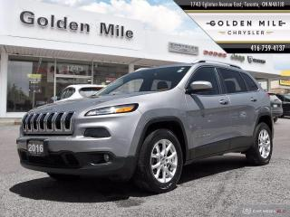 Used 2016 Jeep Cherokee North for sale in North York, ON