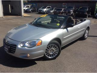 Used 2006 Chrysler Sebring Touring for sale in Sarnia, ON