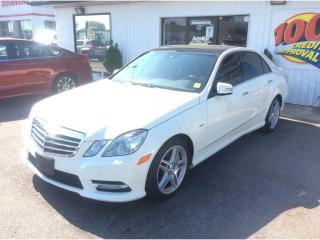 Used 2012 Mercedes-Benz E-Class for sale in Sarnia, ON