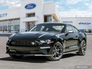 New 2020 Ford Mustang EcoBoost for sale in Winnipeg, MB