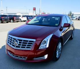 Used 2013 Cadillac XTS Premium Collection AWD/ HEATED LEATHER/ NAV/ HEATE for sale in Estevan, SK
