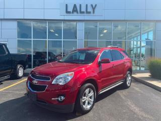 Used 2015 Chevrolet Equinox Back-up Camera, Heated, Bt, Well maintained for sale in Tilbury, ON