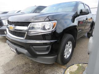 Used 2019 Chevrolet Colorado WT for sale in St. Thomas, ON