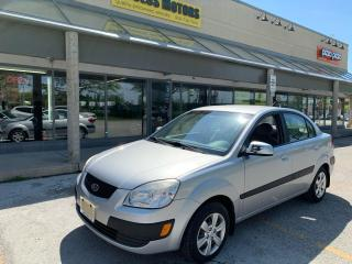 Used 2009 Kia Rio for sale in North York, ON