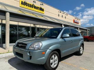 Used 2007 Hyundai Tucson for sale in North York, ON