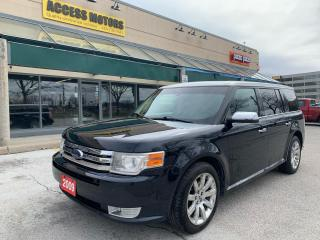 Used 2009 Ford Flex 4DR LIMITED AWD for sale in North York, ON