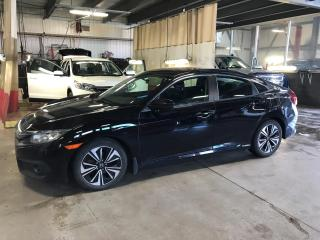 Used 2017 Honda Civic 4dr CVT EX-T for sale in Gatineau, QC