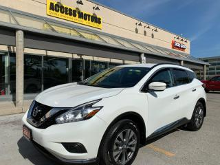 Used 2015 Nissan Murano for sale in North York, ON