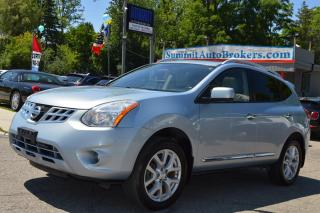Used 2013 Nissan Rogue SL for sale in Richmond Hill, ON
