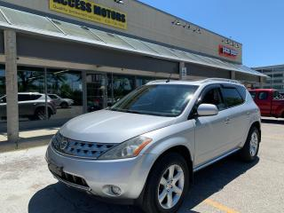 Used 2006 Nissan Murano for sale in North York, ON