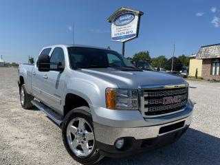 Used 2014 GMC Sierra 2500 HD SLT, Diesel for sale in Ridgetown, ON