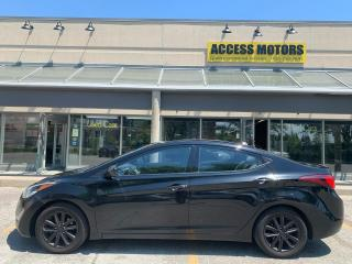Used 2014 Hyundai Elantra 4dr Sdn Auto GLS for sale in North York, ON