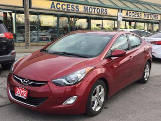 Used 2012 Hyundai Elantra 4dr Sdn Auto GLS for sale in North York, ON