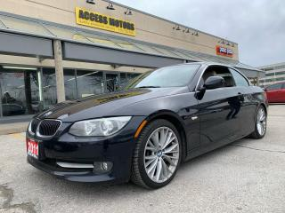 Used 2011 BMW 3 Series 2dr Cabriolet 335i RWD for sale in North York, ON