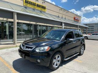 Used 2007 Acura RDX 4dr Technology Pkg for sale in North York, ON