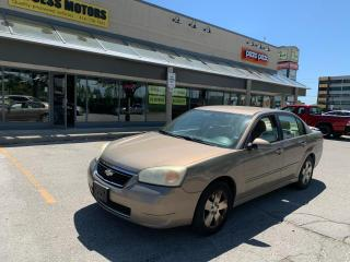 Used 2007 Chevrolet Malibu 4DR SDN LT for sale in North York, ON