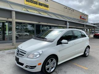 Used 2009 Mercedes-Benz B-Class 4dr HB Turbo for sale in North York, ON