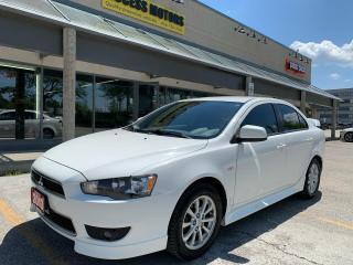 Used 2013 Mitsubishi Lancer for sale in North York, ON