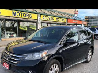 Used 2012 Honda CR-V for sale in North York, ON