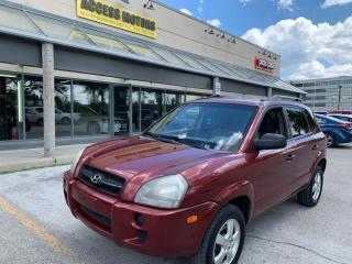 Used 2006 Hyundai Tucson for sale in North York, ON