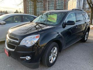 Used 2014 Chevrolet Equinox FWD 4DR LT W/2LT for sale in North York, ON