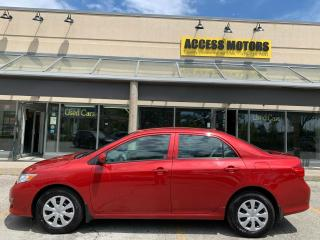Used 2010 Toyota Corolla for sale in North York, ON