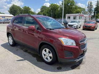 Used 2015 Chevrolet Trax LT 4dr FWD Sport Utility Vehicle for sale in Brantford, ON