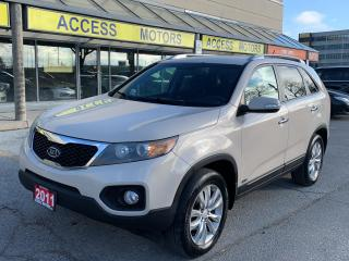 Used 2011 Kia Sorento AWD 4dr V6 Auto LX for sale in North York, ON