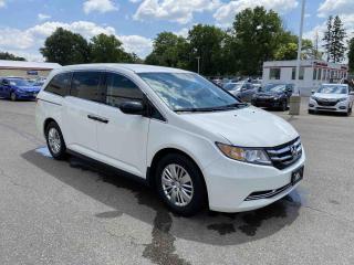 Used 2017 Honda Odyssey LX 4dr FWD Passenger Van for sale in Brantford, ON