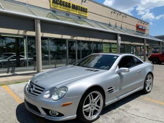 Used 2007 Mercedes-Benz SL-Class 2dr Roadster 5.5L V8 for sale in North York, ON