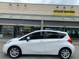 Used 2014 Nissan Versa Note 5dr HB Auto 1.6 SL for sale in North York, ON