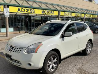 Used 2008 Nissan Rogue AWD 4dr SL for sale in North York, ON
