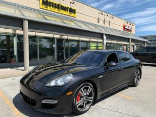 Used 2010 Porsche Panamera 4dr HB Turbo for sale in North York, ON
