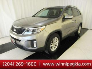Used 2014 Kia Sorento 2.4L LX AT FWD *Always Owned In MB!* for sale in Winnipeg, MB