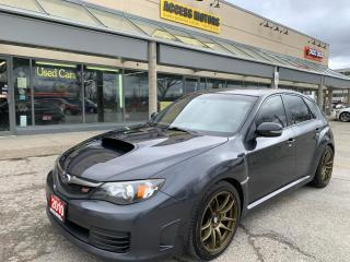 Used 2010 Subaru Impreza 5dr HB WRX STI for sale in North York, ON